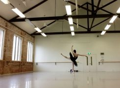 Charmaine, a Young Dancer with Grit and Determination