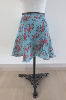 blue-mid-length-skirt