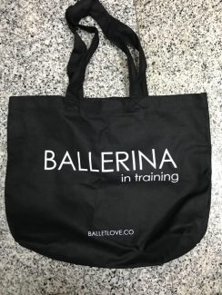 dancebag ballerina bag