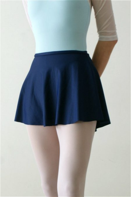A-line-ballet-skirt-navy