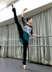 Katie for balletlove