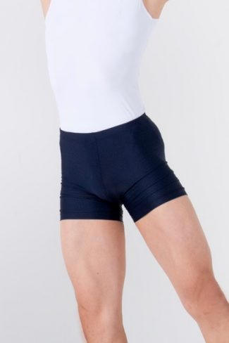 custom male dance shorts