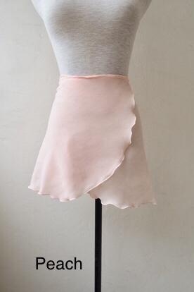 peach 1314 skirt
