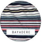 bayadere warmer fabric