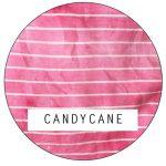 candycane warmer fabric