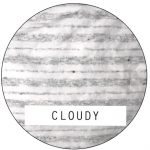cloudy warmer fabric