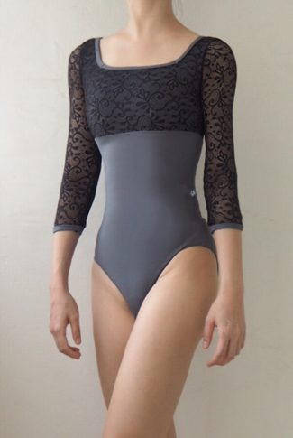 Lace Carrie-bloc leotard