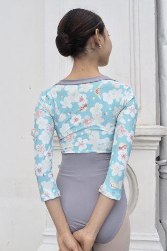 Print Kimono bloc