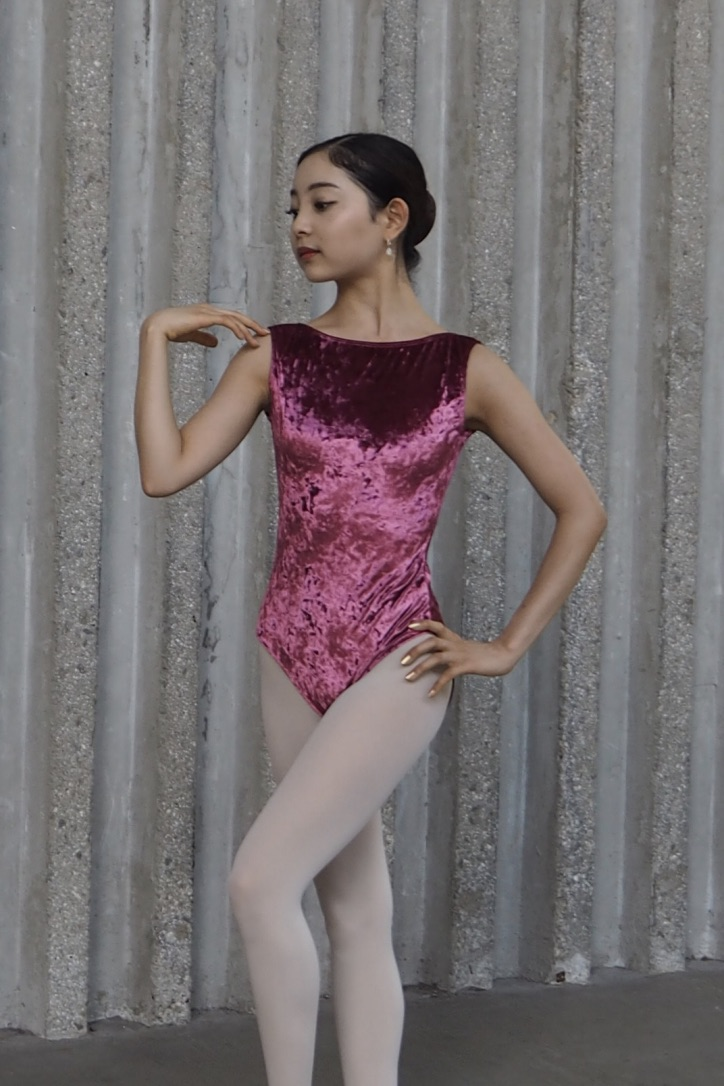 2ff4df25a Velvet Audrey Leotard (custom) - Balletlove.co