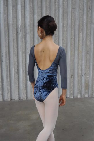 Velvet- heart - leotard