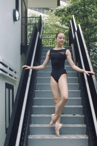 selene leotard